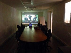Salle de réunion, Secrétariat du Mas